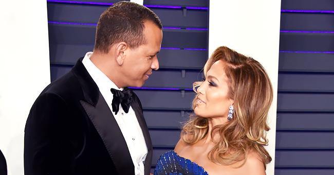Jennifer Lopez Gets Support from Fiancé Alex Rodriguez after 'a Tough Show'