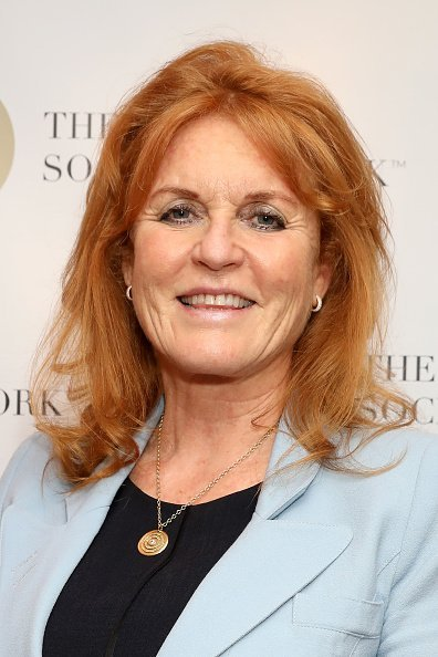 Sarah Ferguson at The Ivy on June 26, 2019 in London, England | Photo: Getty Images