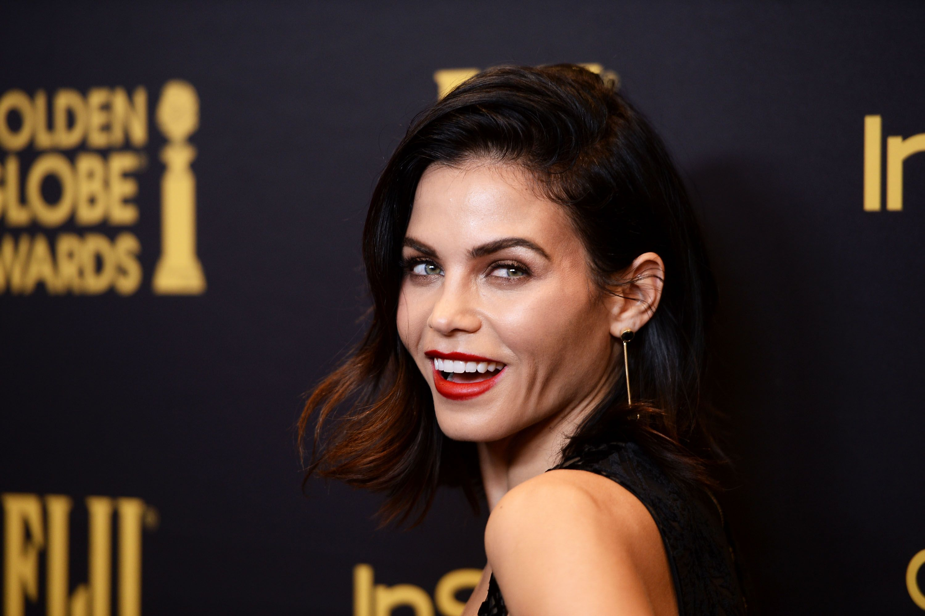 Jenna Dewan Tatum arrives at the Hollywood Foreign Press Association and InStyle celebrate the 2017 Golden Globe Award Season at Catch LA on November 10, 2016 in West Hollywood, California | Photo: Getty Images