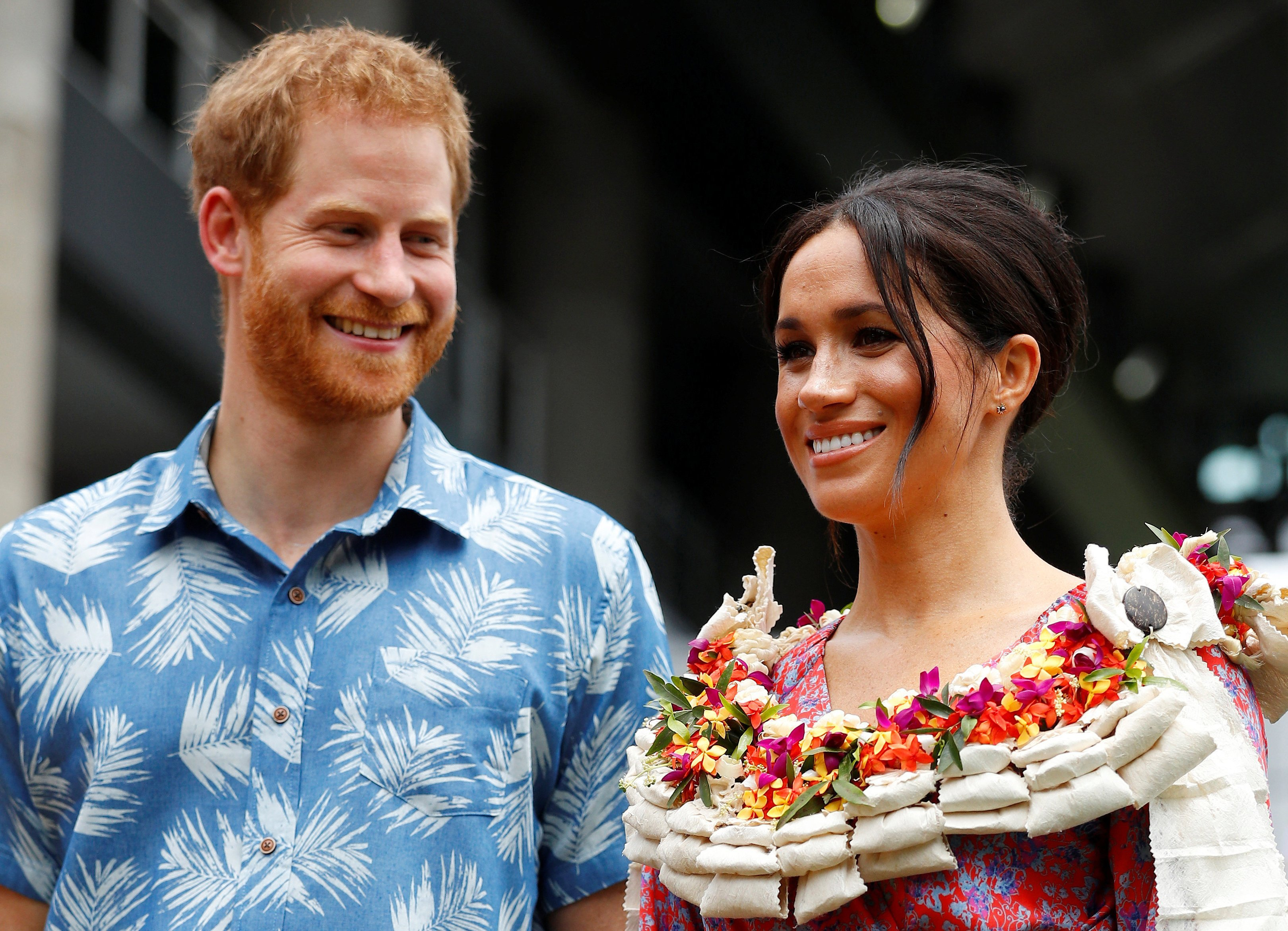 Prince Harry and Duchess Meghan | Photo: Getty Images