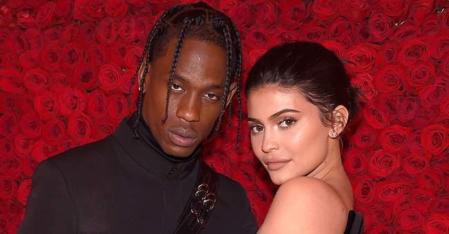 Kylie Jenner & Travis Scott Celebrate Father's Day with New Photos of Stormi