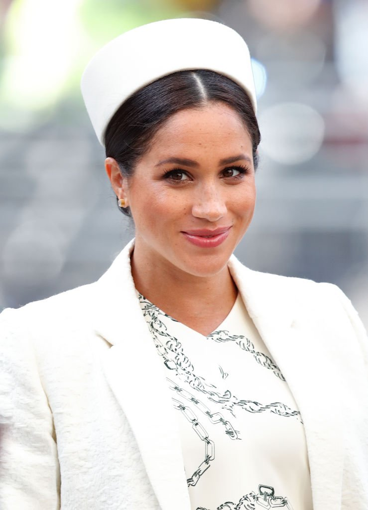 Meghan, Duchess of Sussex attends the 2019 Commonwealth Day service at Westminster Abbey | Photo: Getty Images