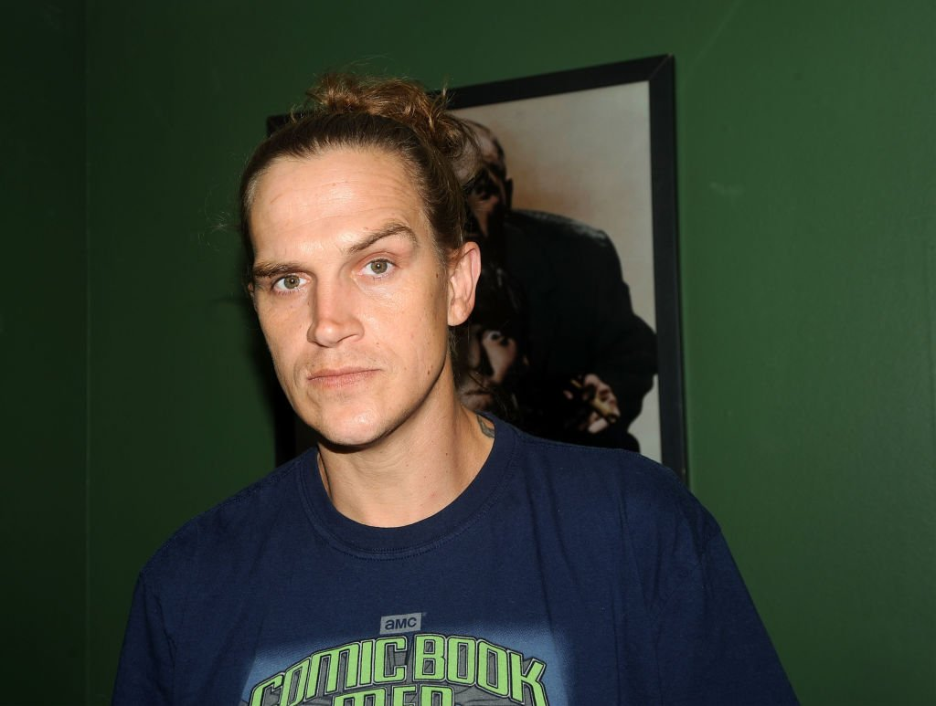 Jason Mewes at The Stress Factory Comedy Club on November 1, 2018 | Photo: Getty Images