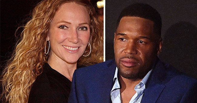 TMZ: Michael Strahan from GMA Wants to Split Cost of Parenting Coordinator with Ex-Wife Jean Muggli