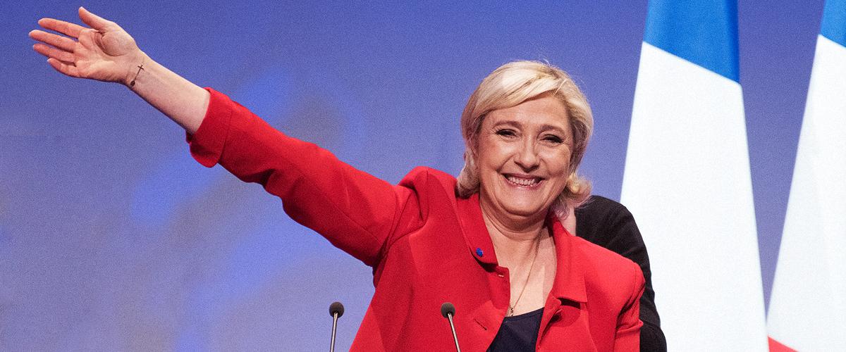 Pourquoi Marine Le Pen ne devrait pas crier victoire aussi rapidement aux éléctions 2019