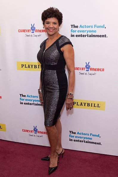 Sonia Manzano attends Concert For America: Stand Up, Sing Out! at Town Hall on April 18, 2017 | Photo: Getty Images