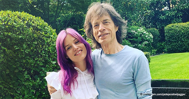 Mick Jagger Spends Quality Time with Grown-up Daughters One Month after His Heart Surgery