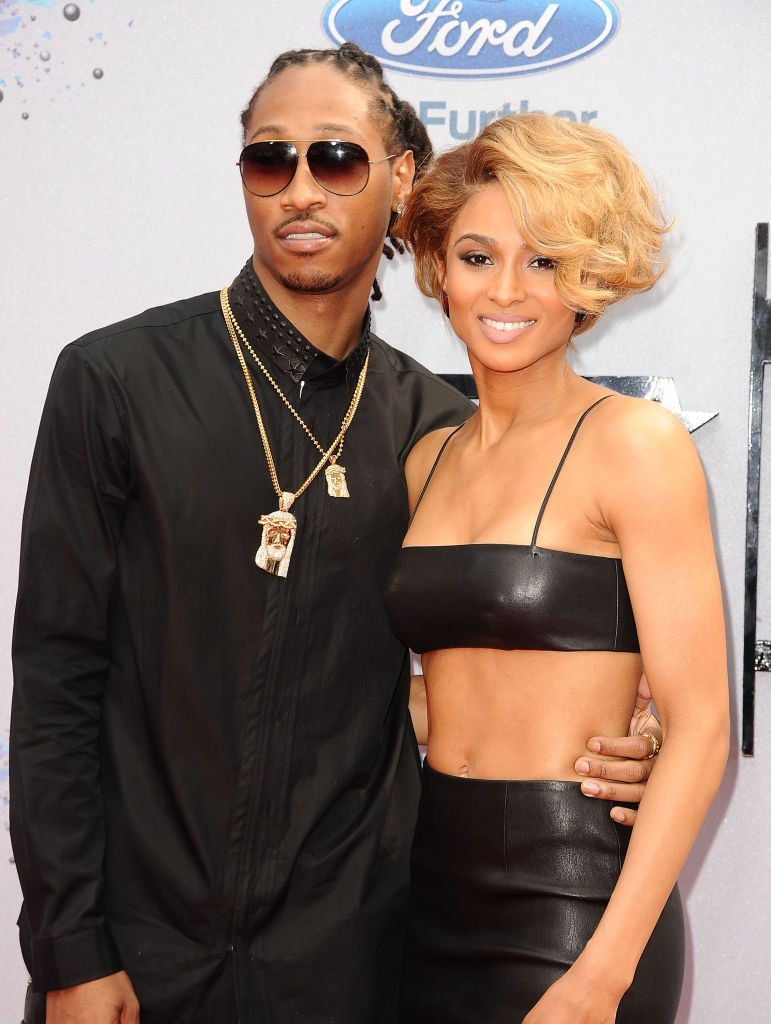 Future and Ciara on June 30, 2013 in Los Angeles, California | Photo: Getty Images