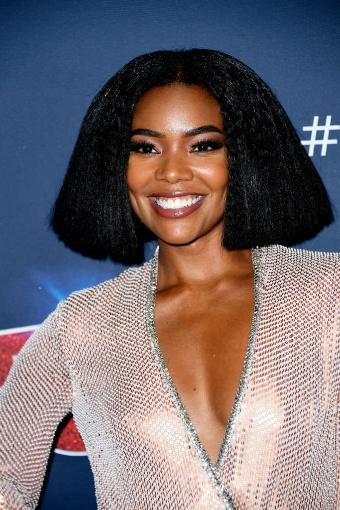 "Gabrielle Union attends ""America's Got Talent"" Season 14 Finale Red Carpet at Dolby Theatre 