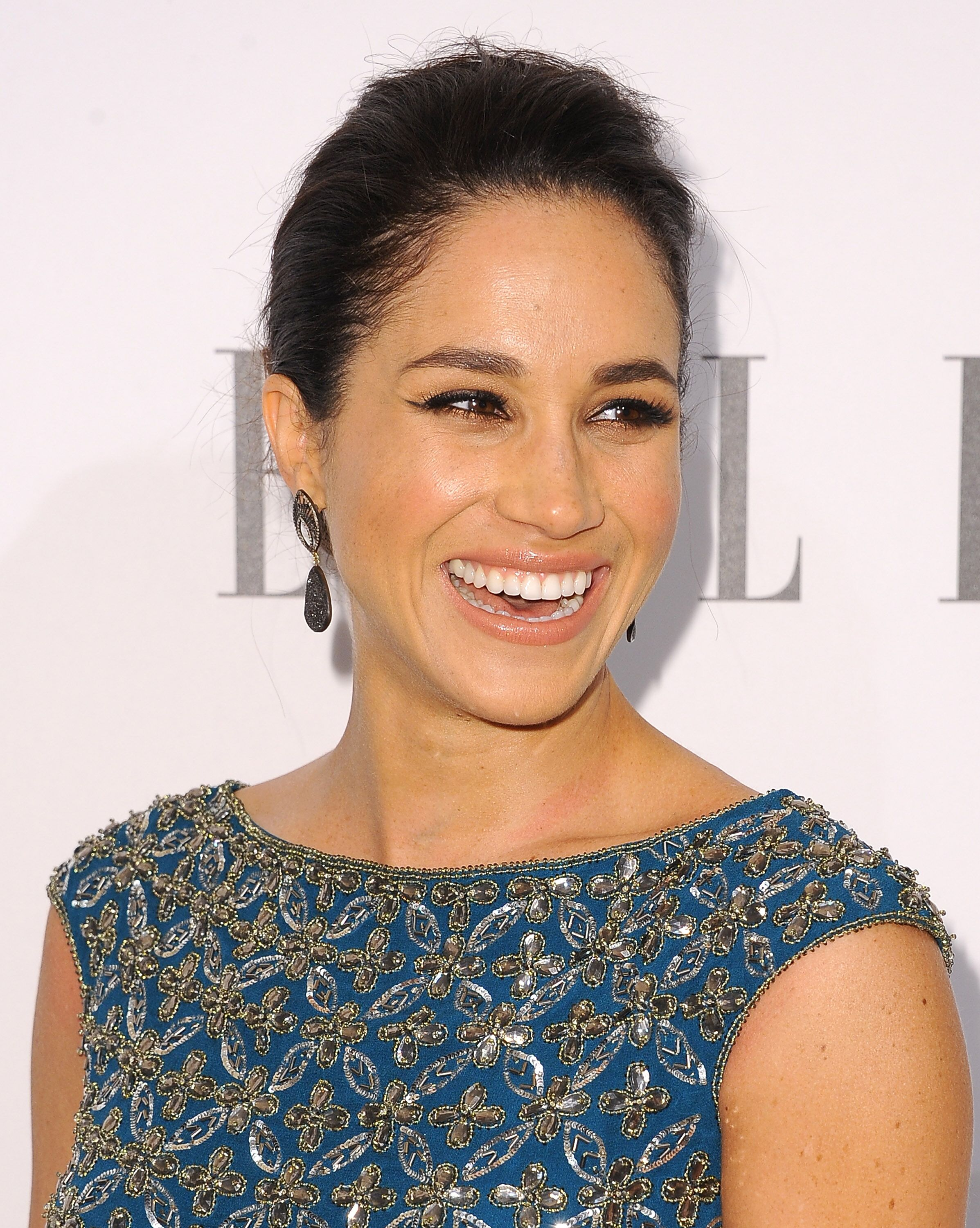 Actress Meghan Markle attends ELLE's Annual Women in Television Celebration at Sunset Tower on January 22, 2014 in West Hollywood, California | Photo: Getty Images