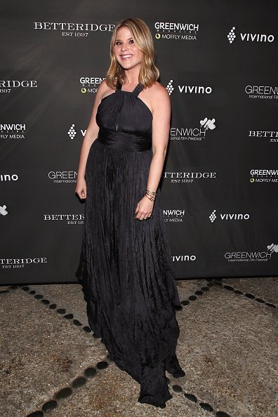 Jenna Bush Hager attends the Changemaker Gala at L'Escale Restaurant during the 2018 Greenwich International Film Festival on May 31, 2018, in Greenwich, Connecticut.| Photo: GettyImages