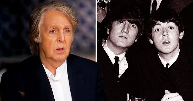 Paul McCartney Still in Denial over John Lennon's Death, Says He Cries over Him