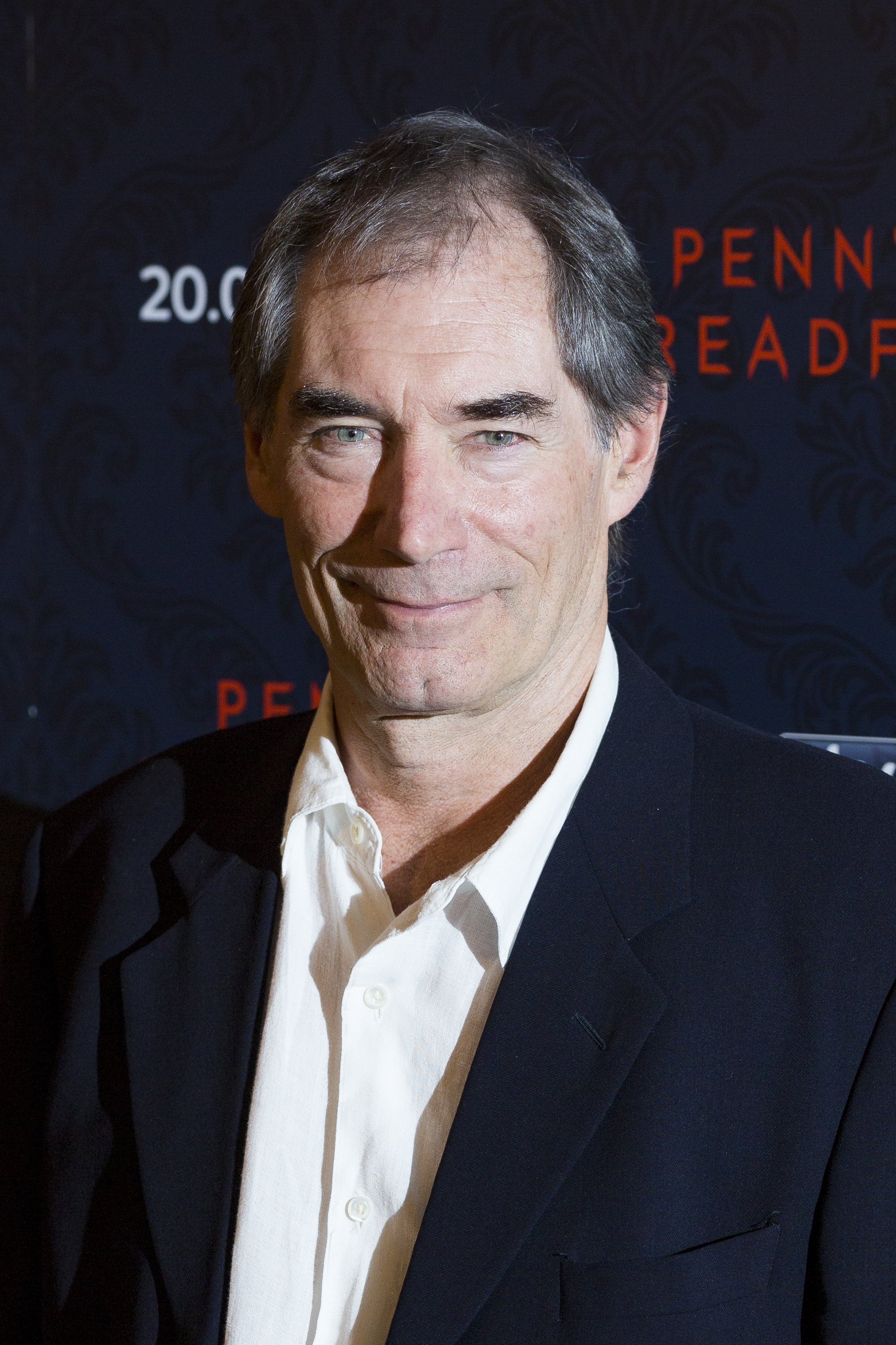 Timothy Dalton of 'James Bond' Fame Spotted Kissing a Chic ...