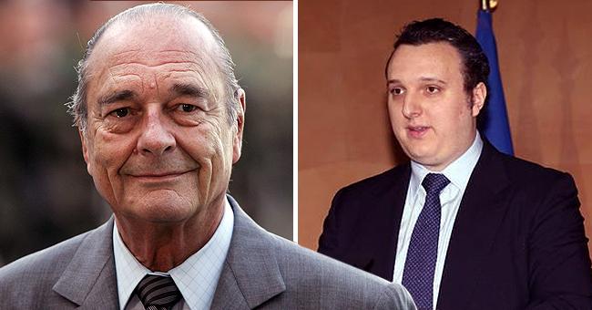 Quand Jacques Chirac a demandé le même polo que celui que portait Martin Rey-Chirac