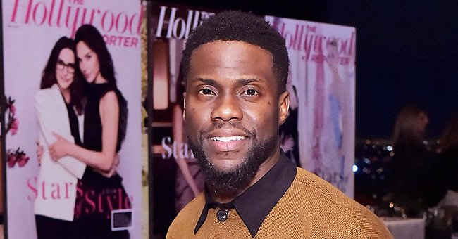 See Kevin Hart's Baby Girl Kaori's Cute High Hairdo as She Poses In a Colorful Onesie (Photos)