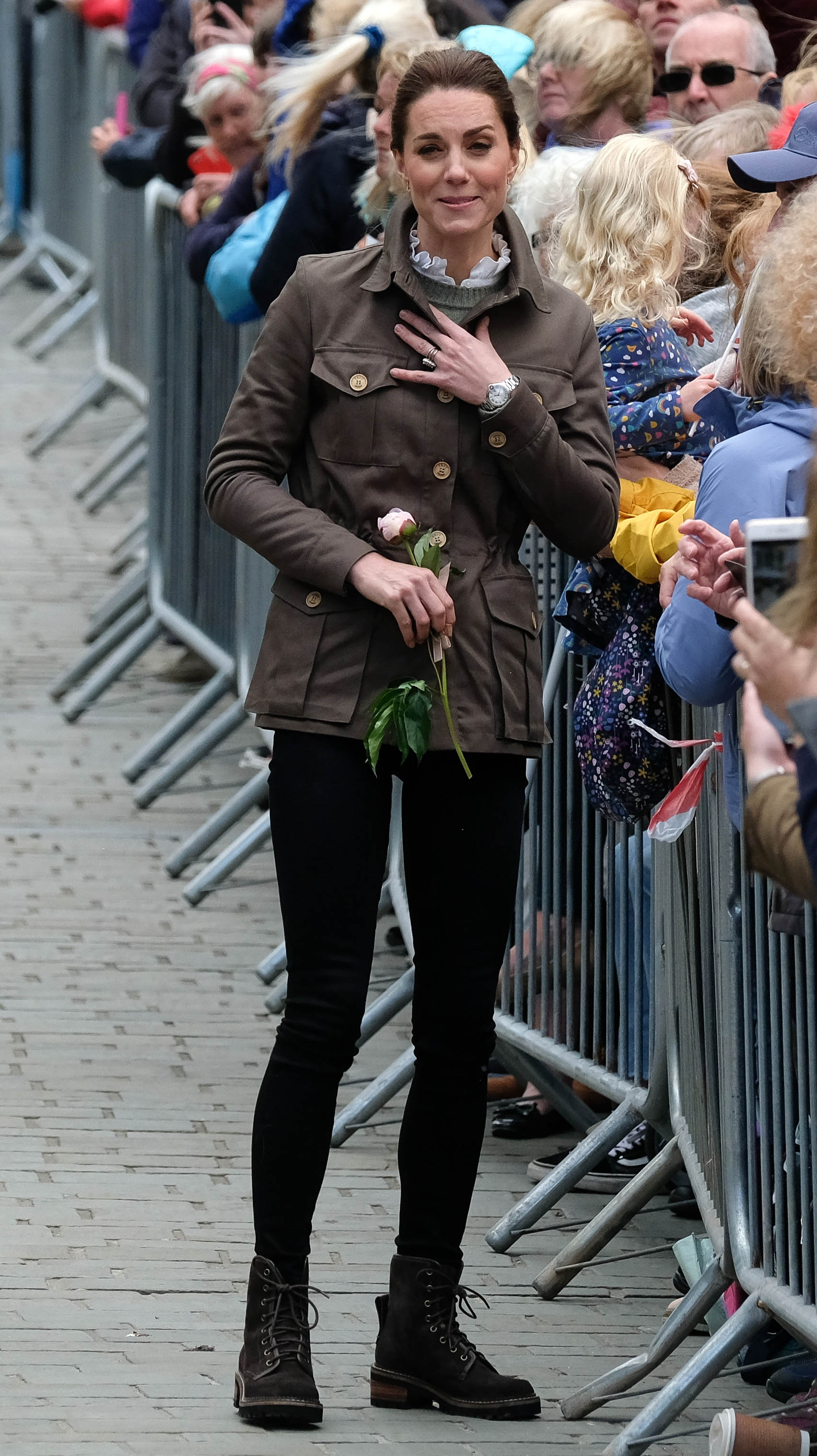 Kate Middleton visits Keswick, Cumbria on Tuesday, June 11 | Photo: Getty Images