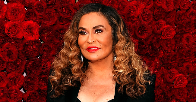 Tina Lawson Stuns in Black Outfit in Pic with Husband after Mathew Knowles Reveals Breast Cancer Diagnosis