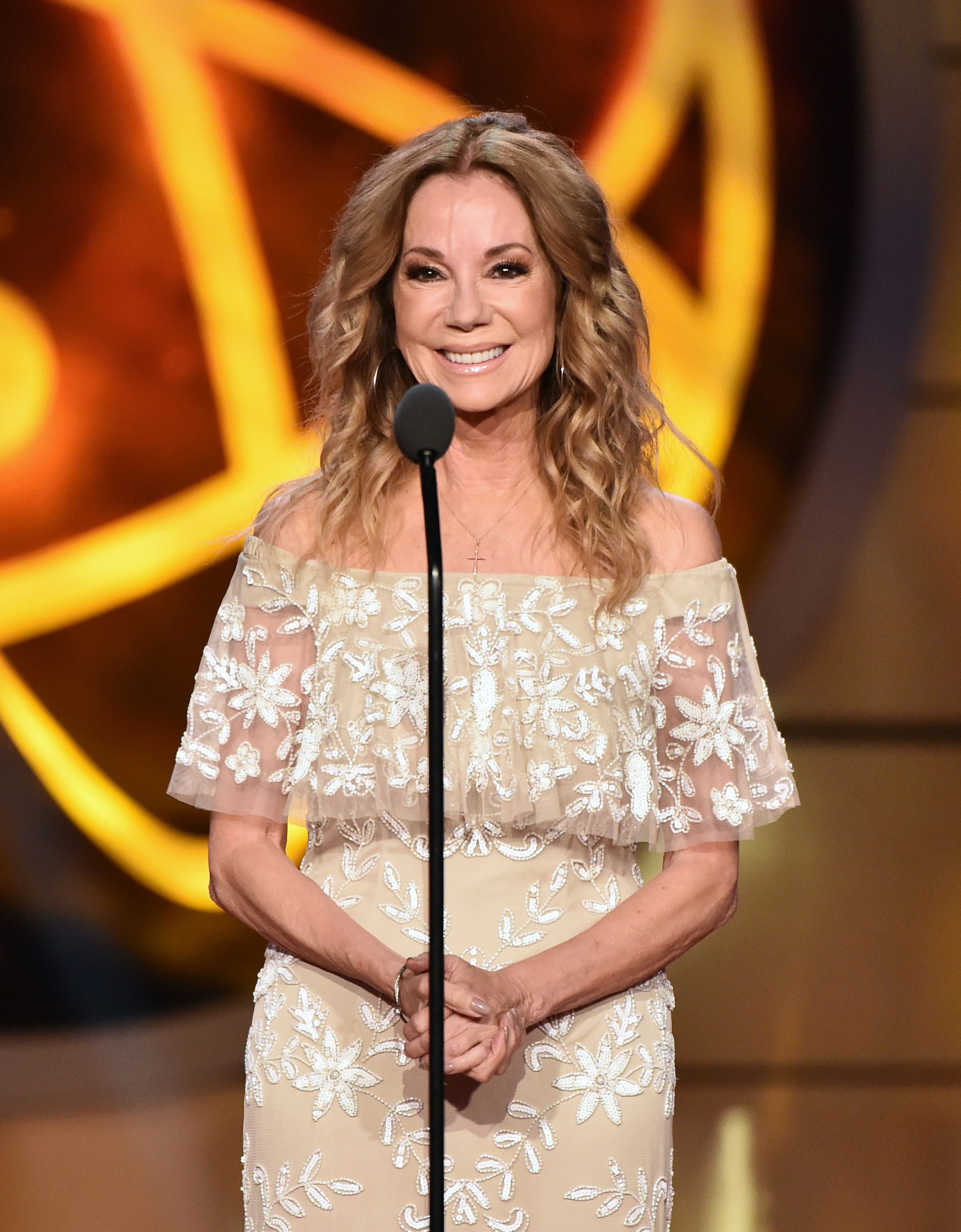 Kathie Lee Gifford speaks at the 46th annual Daytime Emmy Awards at Pasadena Civic Center on May 05, 2019 in Pasadena, California | Photo: Getty Images