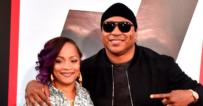 LL Cool J's Wife Simone Smith Stuns in Corset & Black Tulle Skirt in Photo