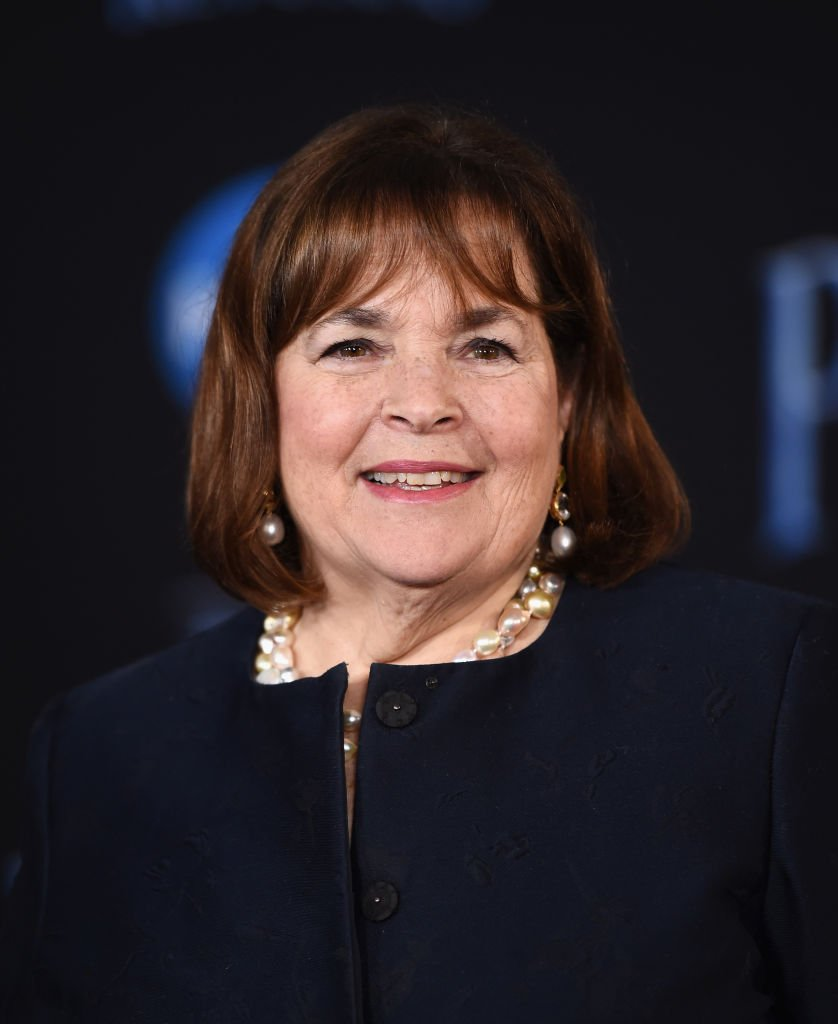 "Ina Garten arrives at the premiere of Disney's ""Mary Poppins Returns"" at the El Capitan Theatre on November 29, 2018 