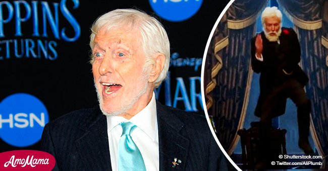 Dick Van Dyke opens up about his daily workout routine that lets him dance at 93