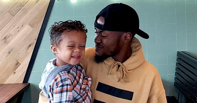 Sobreviviente de leucemia de 2 años celebra 11 meses libre de cáncer bailando con su padre