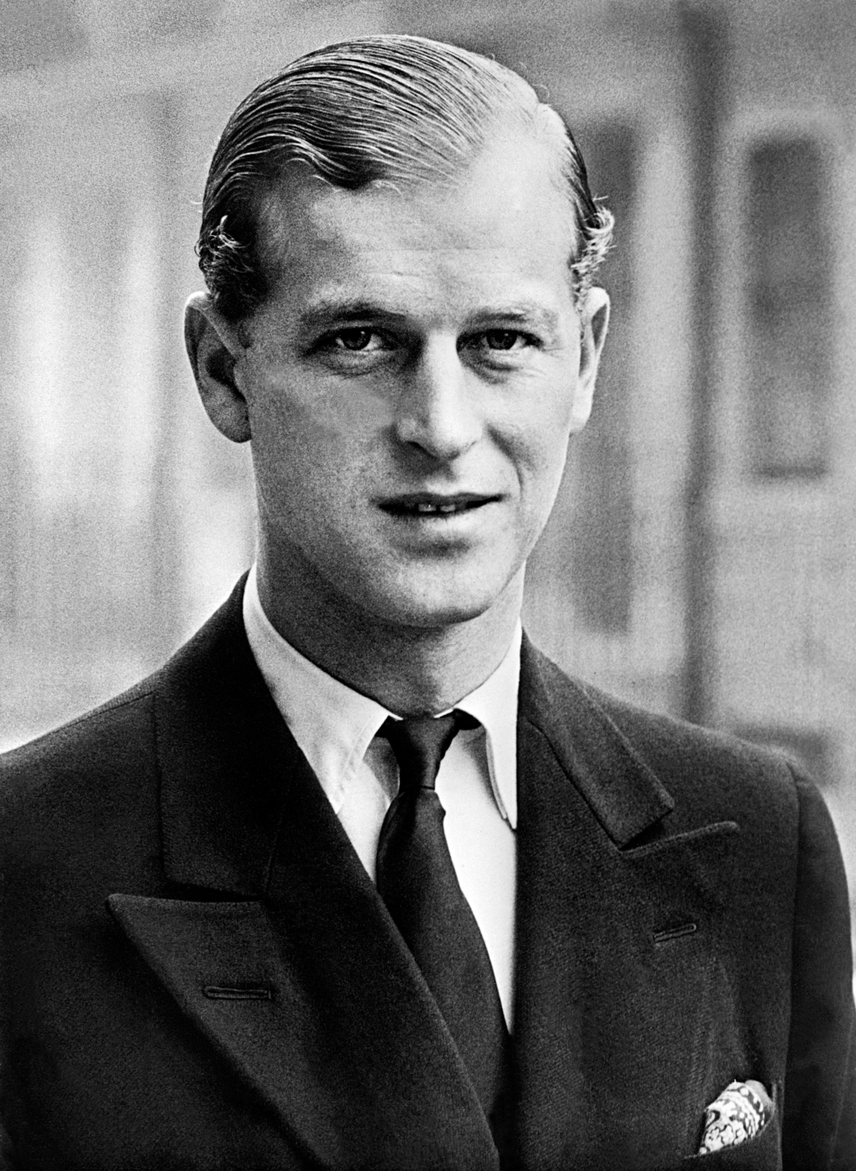 A picture of Prince Philip of Greece, later Philip Mountbatten, Duke of Edinburgh   Photo: Getty Images