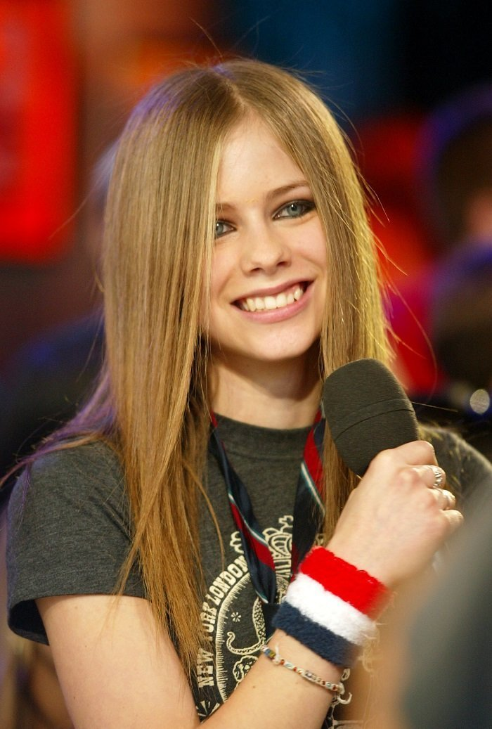 Avril Lavigne I Image: Getty Images