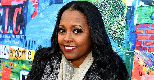 See Keshia Knight Pulliam's Playful Comment on Her Boyfriend Brad James' Shirtless Picture