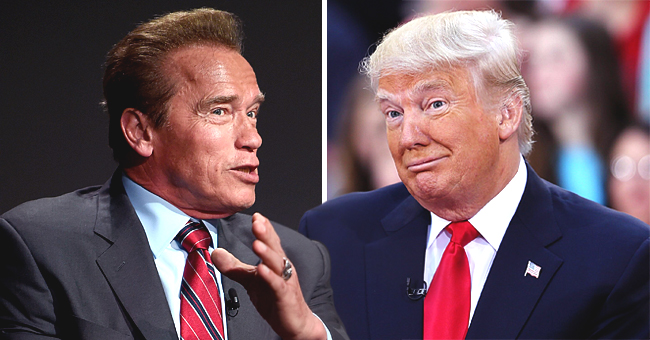 'Terminator' Actor Arnold Schwarzenegger Thinks President Donald Trump Is 'in Love' with Him