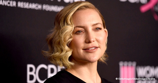 Here's a Sweet Revelation of the Names Given to Kate Hudson's Three Kids