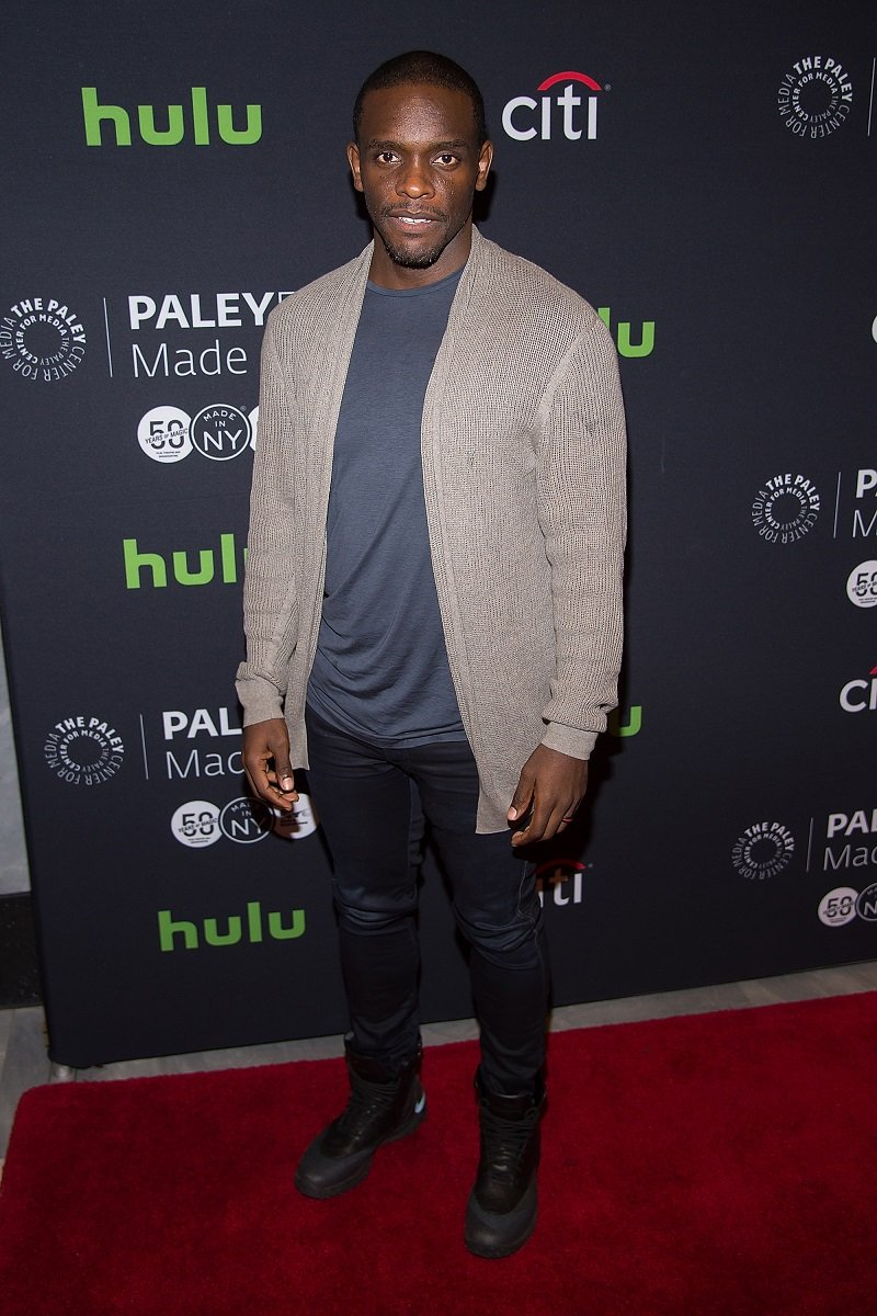 Chris Chalk on October 19, 2016 in New York City | Photo: Getty Images