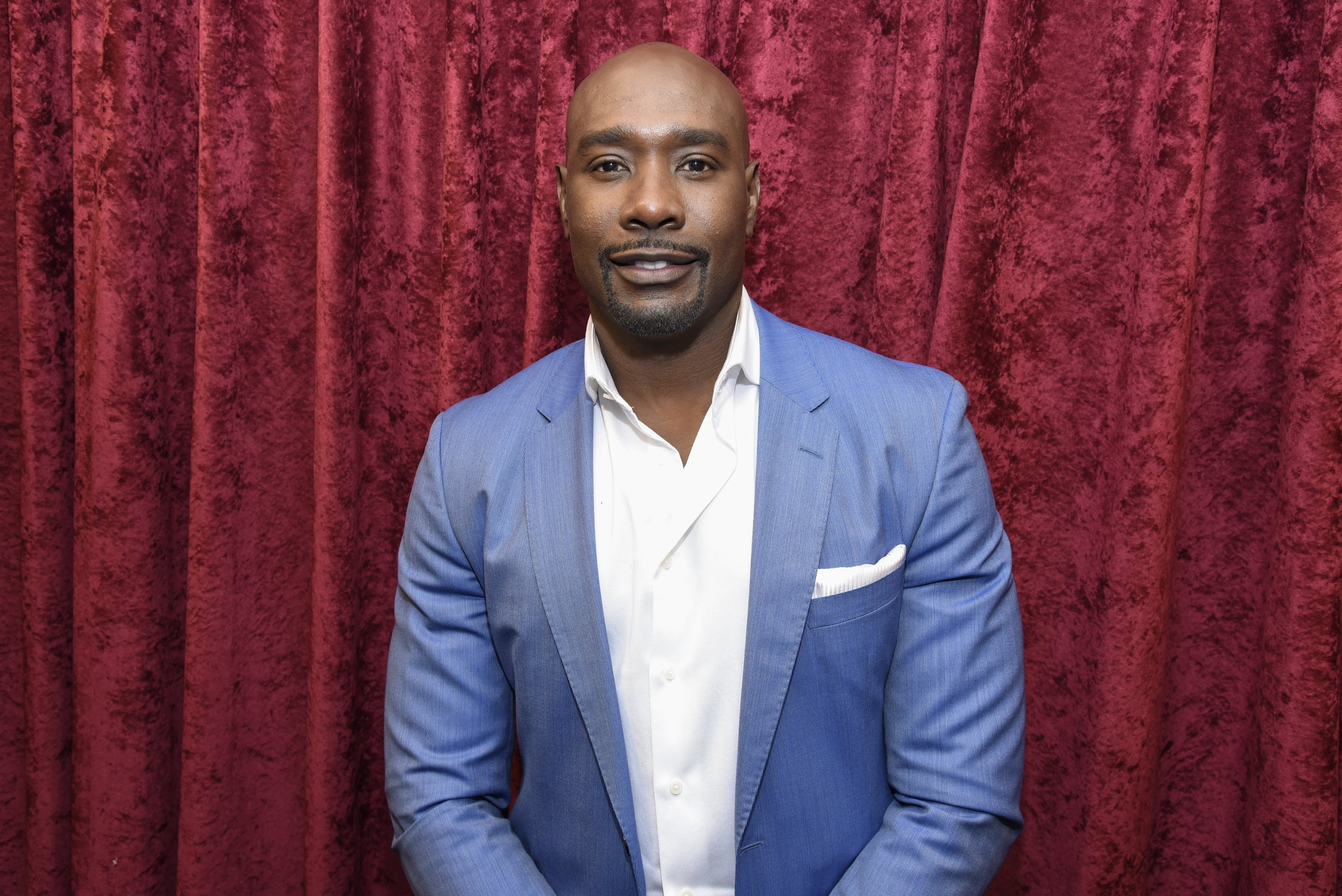 Morris Chestnut visits SiriusXM Studio on Sept. 7, 2016 in New York City | Photo: Getty Images