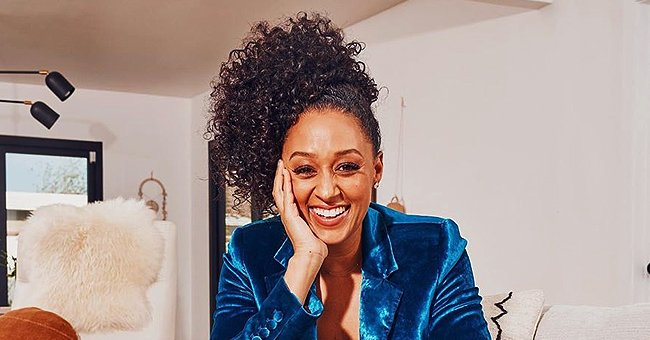 Tia Mowry from 'Sister, Sister' Talks about Health, Happiness and Life in a New Interview