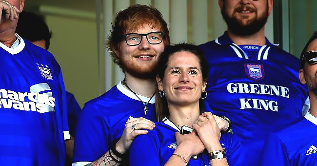 Ed Sheeran Becomes a Father for the First Time — Get to Know His Wife Cherry Seaborn
