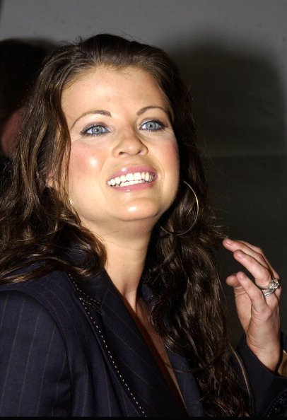Yasmine Bleeth at The Pacific Design Center in West Hollywood, California, United States in 2003. | Photo: Getty Images
