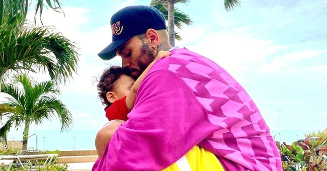 Chris Brown, His Ex & Mom Celebrate Son Aeko's 1st Birthday along with Moments from His Party