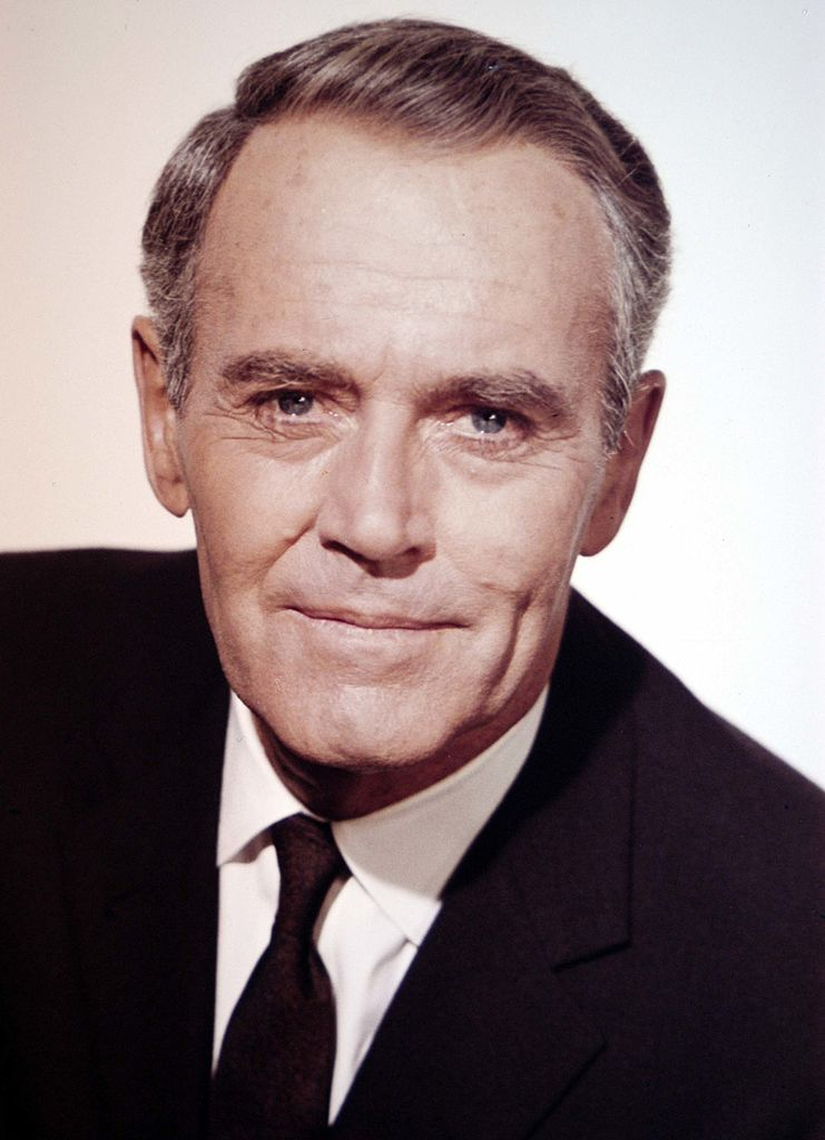 American Actor Henry Fonda | Photo: Getty Images