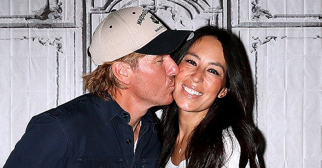 Chip Gaines from 'Fixer Upper' Celebrated Wife Joanna with Massive Love Message on a Silo for Valentine's Day
