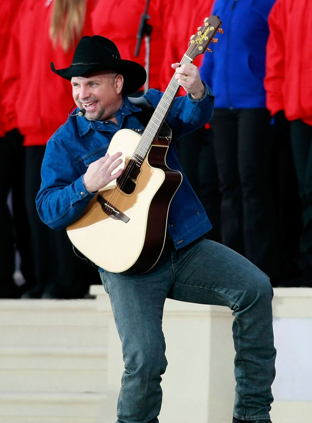 "Garth Brooks at ""We Are One: The Obama Inaugural Celebration At The Lincoln Memorial"" on January 18, 2009 