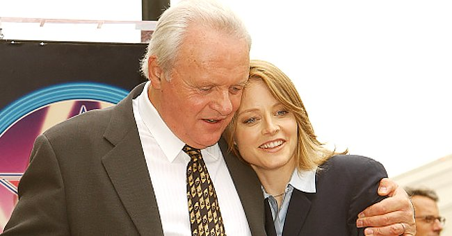 'Silence of the Lambs' Stars Anthony Hopkins & Jodie Foster Reunite Ahead of 30th Anniversary