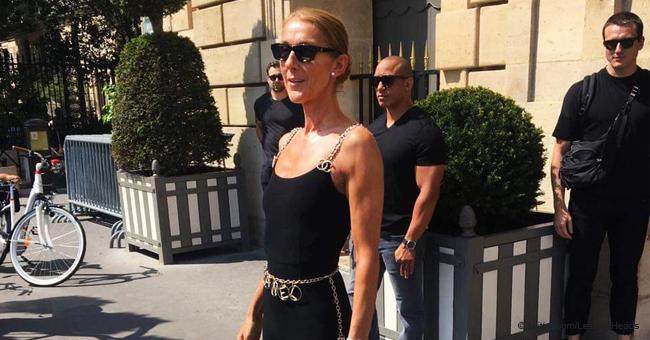 Le look inattendu de Céline Dion dans une chaleur accablante à Paris