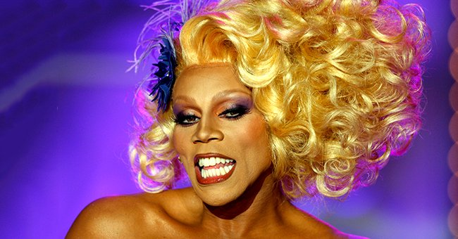 RuPaul Charles pictured during the filming of the second season of 'RuPaul's Drag Race,' 2019.   Photo: Getty Images