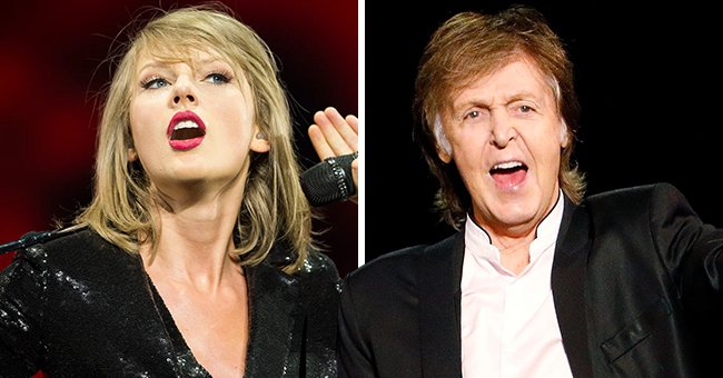 Paul McCartney and Taylor Swift Support Each Other in Their Album Release This Month