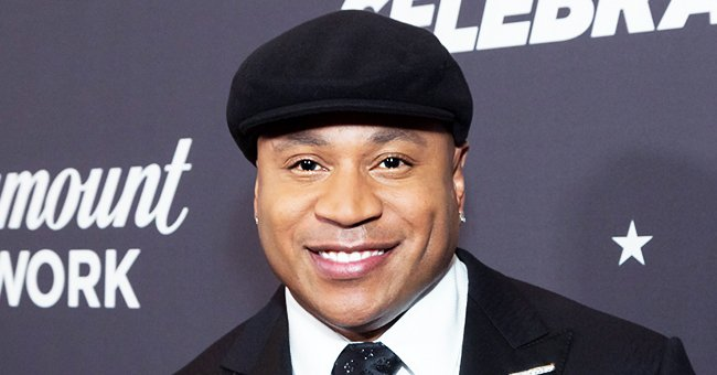 LL Cool J's Wife Simone Smith Shows off Her Style in Outfit with Purple Accents (Photo)