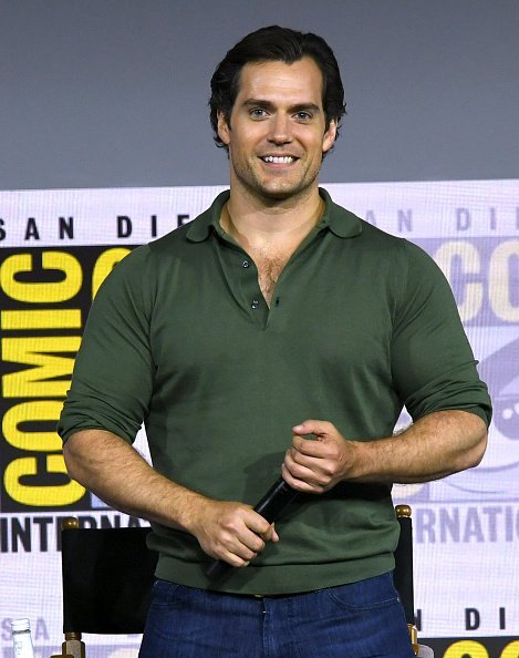 Henry Cavill, Comic Con-International 2019 | Quelle: Getty Images