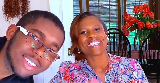'Today' Host Al Roker Crashes Wife Deborah Roberts' Live GMA Interview with Son Nicholas