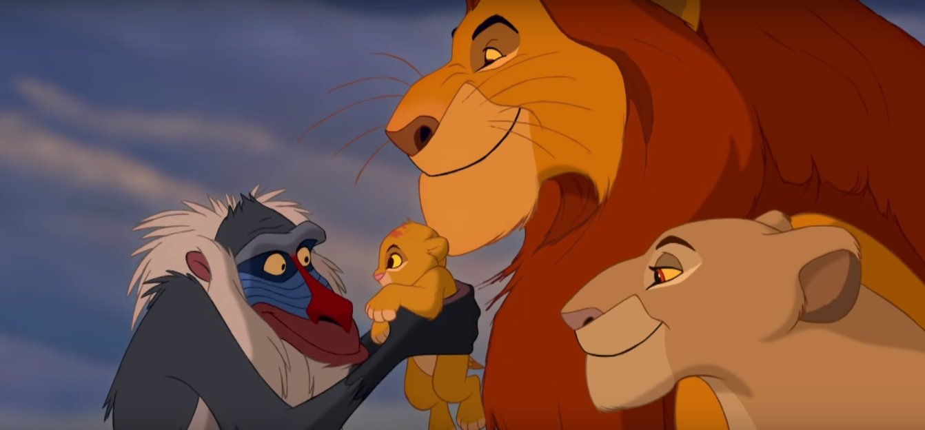 "Source: YouTube / Disney Music VEVO / Carmen Twillie, Lebo M. - Circle Of Life (Official Video from ""The Lion King"")"