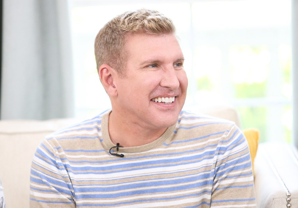 "Todd Chrisley visiting ""Home & Family"" at Universal Studios Hollywood in Universal City, California in June 2018. I Image: Getty Images."