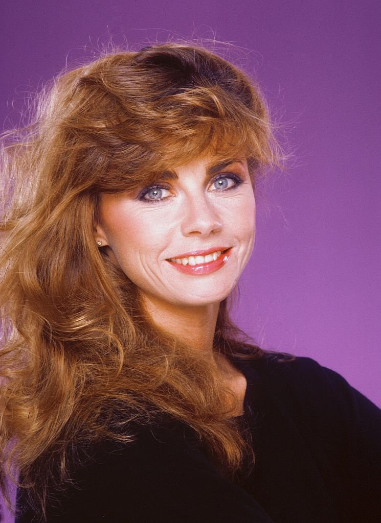 Jan Smithers poses for a portrait in 1981 in Los Angeles, California | Photo: GettyImages